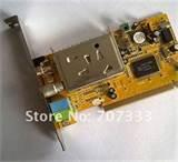 Images of PCI TV Tuner Card 7130