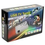 External TV Tuner Card For LCD