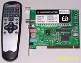 Video Tuner Card Photos