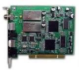 Pictures of Dual TV Tuner Card