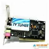 Pictures of TV Tuner PCI Card