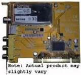 Pictures of FM Tuner Card