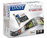 Pictures of Dany TV Tuner Card