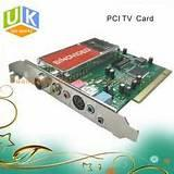 Pictures of PCI Tuner Card