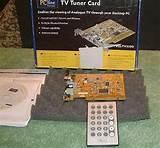 TV Tuner Card For Pc Pictures