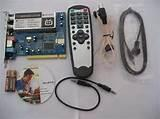 Driver TV Tuner Card Pictures