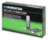 Pictures of Tuner TV Card