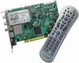 Internal TV Tuner Card