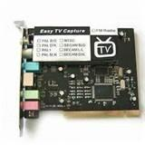 Pictures of Video Card With TV Tuner