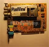 Pixelview TV Tuner Card Driver Pictures